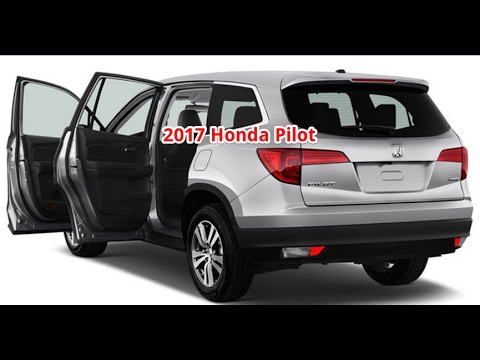 2017 honda pilot honda pilot elite review interior youtube. Black Bedroom Furniture Sets. Home Design Ideas