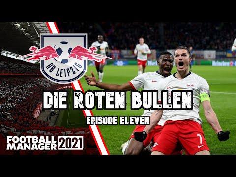 SCHALKE | DIE ROTEN BULLEN 11 | RED BULL LEIPZIG | FM21 | FOOTBALL MANAGER 2021 |