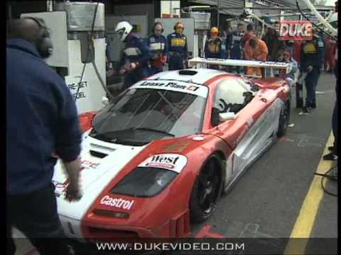 Duke DVD Archive - World Sportscar Review 1996