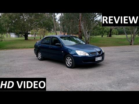 2004 Mitsubishi Lancer ES Review   YouTube