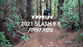 2021 Trek Slash First Ride