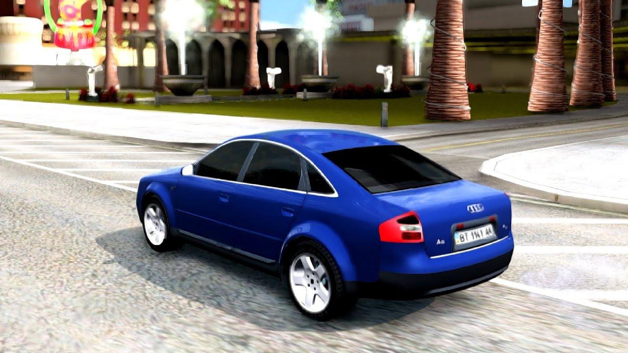 Audi RS6: Тест драйв 560 сил 4.9 до сотни Качок старичок - YouTube