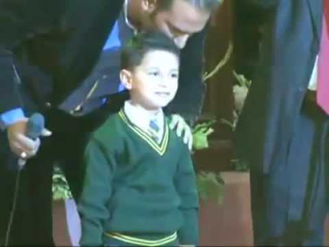 Baba mere payare baba Mujhko BHI TUM yaad aate ho APS Peshawar
