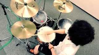 【山田くんと7人の魔女OP】くちづけDiamond/WEAVER【Drums Cover】