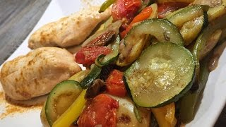 gesunde, schnelle & leckere Mahlzeit nach dem Training #2 - Schmale Schulter