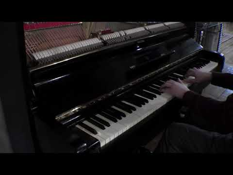 Fur Elise By Beethoven played on Steinway Model Z at Sherwood Phoenix Pianos