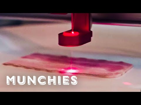 Food Hacking: Laser Bacon