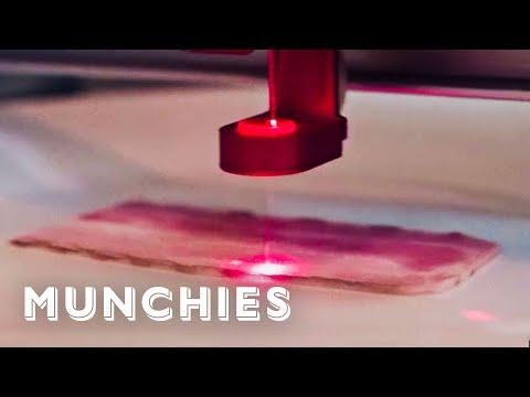 Food Hacking: Laser Bacon