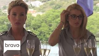 Below Deck: Does Ben Robinson Have a Crush on Emily Warburton-Adams? (Season 4, Episode 7) | Bravo