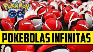 Pokémon GO - Pokébolas Infinitas