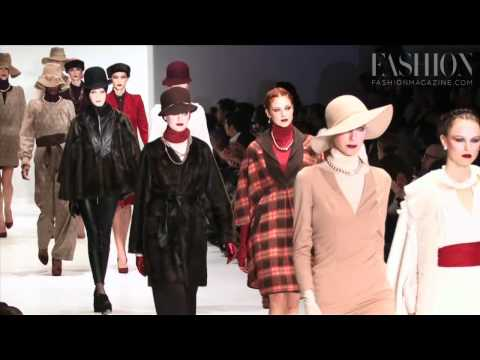 Montreal Fashion Week Fall 2011