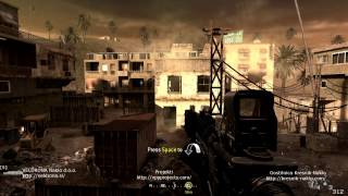 call of duty modern warfare shock and awe