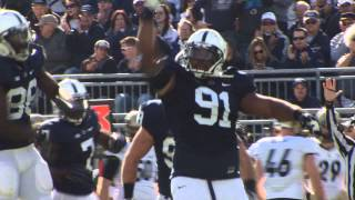 DaQuan Jones - 2013 First Team All-Big Ten