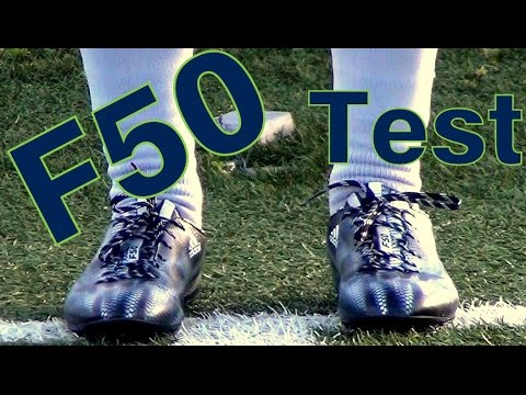 Adidas F50 Adizero 2015 FG | Test and Review Video