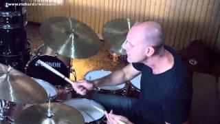 DREAM CYMBALS -  Artist Rich Irwin - Bliss Series Demo