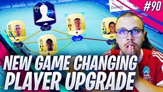 FIFA 19 MY NEW GAME CHANGING PLAYER UPGRADE for FUT CHAMPIONS & DIVISION 1 RIVALS