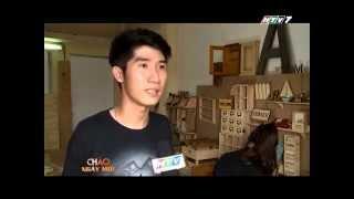 Khởi nghiệp từ gỗ vụn (CNM 24/9/2014)