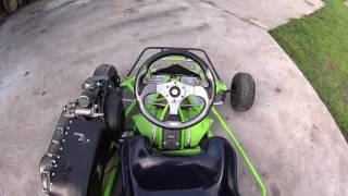 gokard z silnikiem od skutera