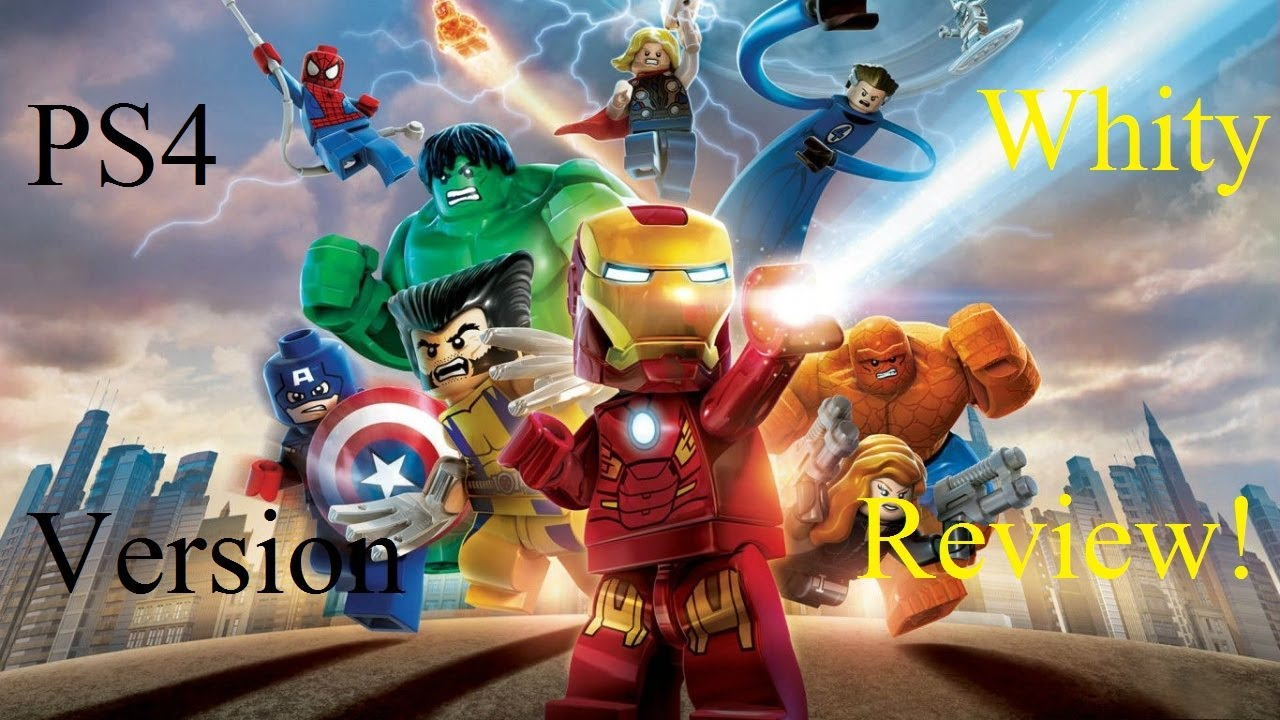 Lego Marvel Super Heroes Review Playstation 4 Version Hd