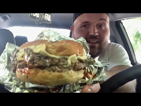 Home Run Burger - My First Food Review