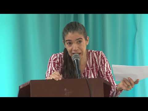 Ivana Cardinale - Caribbean First Peace Conference