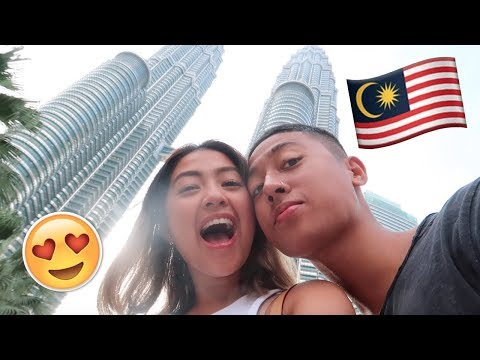 WE'RE IN MALAYSIA!!! SHOPPING AGAD! | Rei Germar