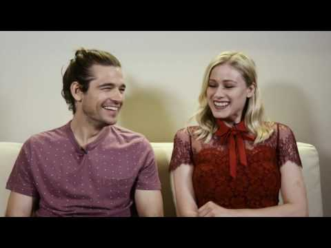 The Magicians  Jason Ralph and Olivia Taylor Dudley