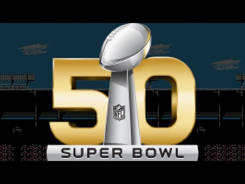 Super Bowl 50.. According to Tecmo -- Brought to you by TecmoBowl.org