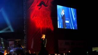 Mark Forster - Zu dir (Weit, weit weg) LIVE @ Energy Music Tour 2012