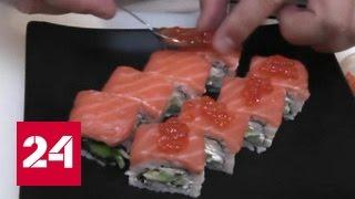 Тухлая рыба, грязные руки: россиян кормят суши с гепатитом(, 2016-11-26T16:31:30.000Z)