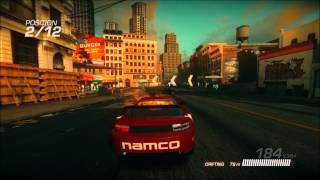 Ridge Racer Unbounded original Ridge Racer car DLC