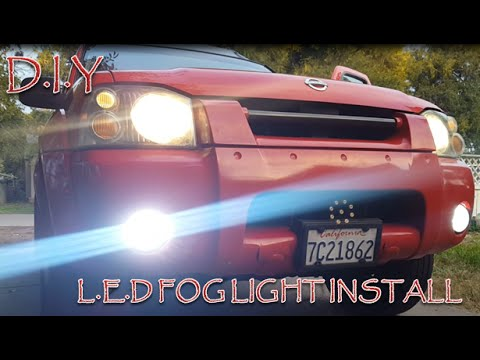 LED FOG LIGHT INSTALL - YouTube  Xterra Fog Light Wiring Harness on fog light grille, fog light cover, camaro fog light harness, fog lights kit chevy, fog light yellow paint, fog light resistor, fog light bracket, fog light accessories, tail light pigtail harness, fog light computer, fog light bulbs, fog light hood, fog light glass, motor harness, speed sensor harness, fog light switches, pontiac g6 low beam harness, fog light bumper, fog light connectors, fog lights for cars,