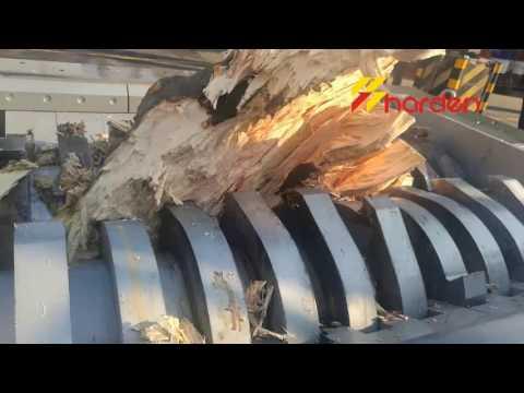 Wood Shredder / Biomass Shredder