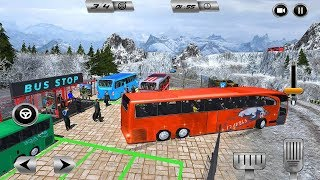Offroad Bus Driving Simulator 2018 | Passenger Bus Race Android Gameplay | All Unlocked