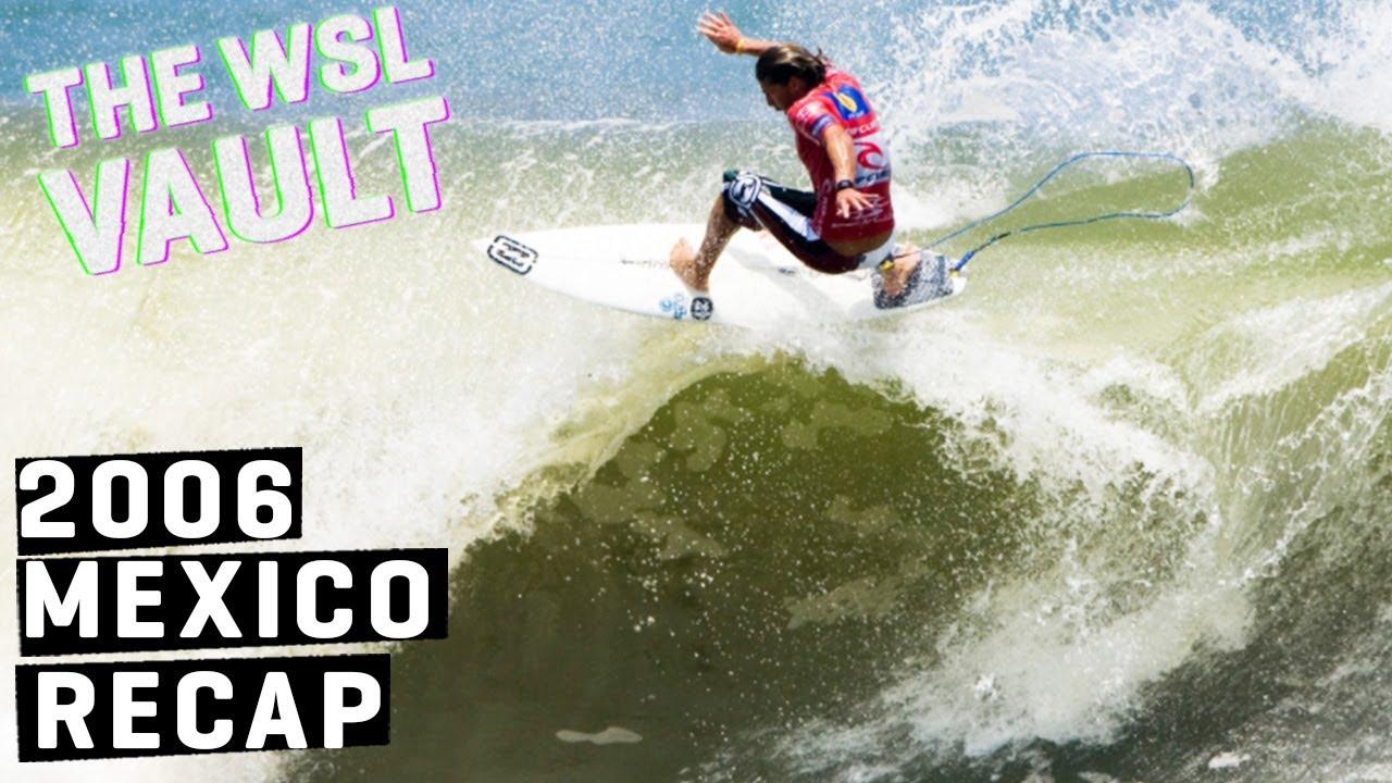 SEUS SURFISTAS FAVORITOS EVENTO FAVORITO! 'Rip Curl '06 busca em algum lugar do México REC