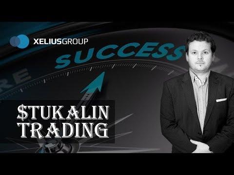 Сделки в реальном времени на доллар/рубль (Si), RTS, нефти (BR)