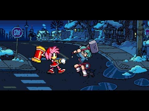Amy VS Ramona