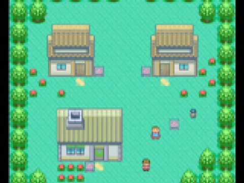 Pokemon Ruby/Sapphire/Emerald- Littleroot Town video download