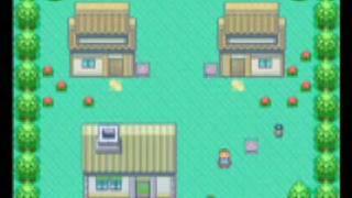 Pokemon Ruby/Sapphire/Emerald- Littleroot Town