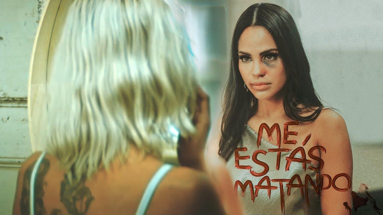 Natti Natasha - Me Estás  Matando 💔 [Official Video]