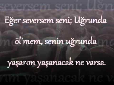 Kahraman Tazeoğlu - Eğer Seversem Seni