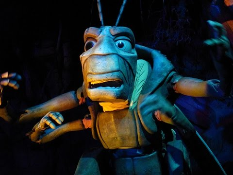 It's Tough to be a Bug (HD) Full Show - Disney World Animal Kingdom
