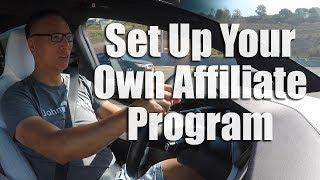 Why You Should Create Your Own Affiliate Program