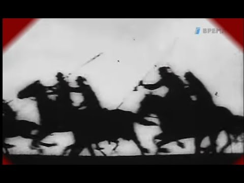 """""""И Ленин такой молодой, и юный Октябрь впереди"""" - кинохроника"""