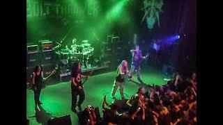 BOLT THROWER –mercenary- live at Gagarin Club (Athens, may 30, 2010)