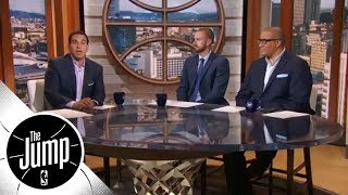 How long before the Lakers are on top again of the NBA? | The Jump | ESPN