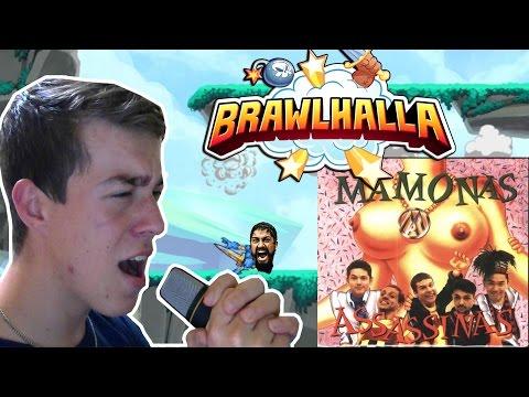 Brawlhalla - karaoke?? Mamonas?? 300??