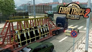 EURO TRUCK SIMULATOR 2  #12 - Acidentes no Caminho! Viagem Sem GPS!