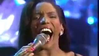 STEPHANIE MILLS (Live) - I Feel Good All Over (w/ lyrics)