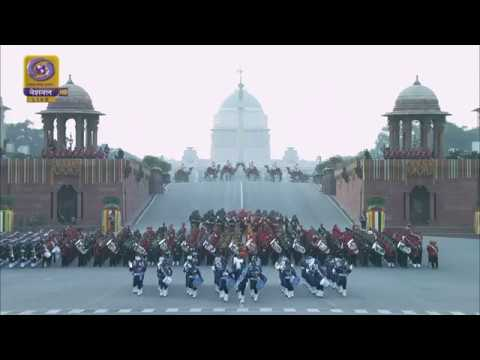 Beating Retreat 2019 - Sound Barrier